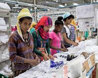 Sisyphos in der Textilfabrik