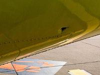 Passagiere entdecken Loch in Flugzeug – Besatzung will starten
