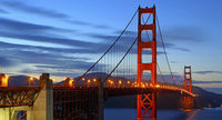 Golden Gate Bridge feiert Geburtstag