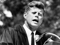 Kennedys Washington-Rede über Weltfrieden ist noch immer lesenswert