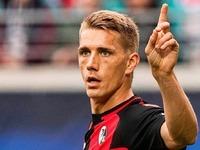 """Nils Petersen: """"Ich bin diese Woche Dortmund-Fan"""""""