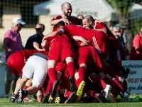 Aufstiegsspiel: SV Kirchzarten schlägt den TuS Durbach 2:1