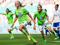 Wolfsburg macht das Double perfekt: 2:1 gegen Sand