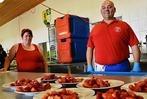Fotos: 10. Großes Erdbeer- und Spargelfest