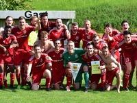 Freiburger FC II feiert die Meisterschaft
