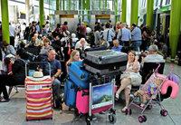 Eine IT-Panne lähmt bei British Airways den Flugbetrieb