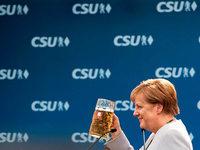 Kanzlerin Angela Merkel ist enttäuscht von den USA