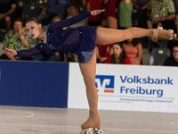 Die besten Rollkunstläufer messen sich in Freiburg