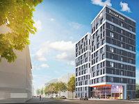 200 neue Wohnungen und ein Hotel entstehen in Saint-Louis
