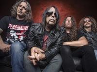 Die Band Monster Magnet tritt in Straßburg auf
