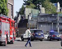 Tödliche Attacke in Portland: Angreifer war Rassist
