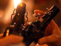 Durbacher Weinfest bricht mit Tradition und schenkt Bier aus