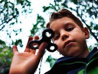 Fidget Spinner erobert Kinderfinger