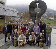 Art of Jazz Orchestra und Bis Sound Orchestra mit Bigband-Klängen in Grenzach-Wyhlen