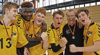 Freiburger schmettern sich mit Landesauswahl zu Silber beim Bundespokal