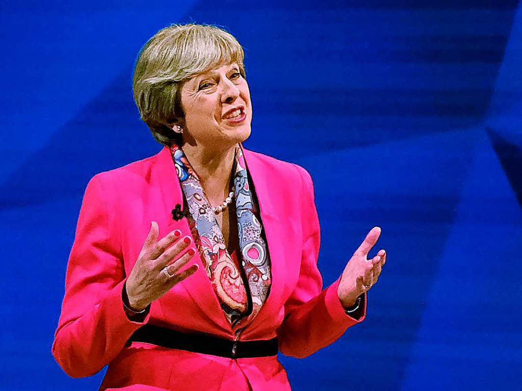 May will Brexit notfalls auch ohne