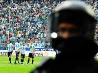 Fotos: Ausschreitungen beim Relegationsspiel 1860 München- SSV Jahn