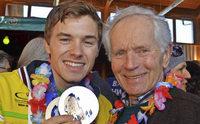Fabian Rießle, Teamweltmeister in der Nordischen Kombination, hat viele Talente