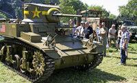 Das dritte Armeefahrzeugtreffen des D-Day-Vereins Sisseln findet von Freitag, 2., bis Sonntag, 4. Juni, statt.