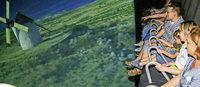 Der Europa-Park präsentiert eine Mischung aus Kino und Flugsimulator als Attraktion