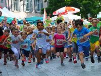 Mehr als 3000 Starter beim Lörracher Stadtlauf