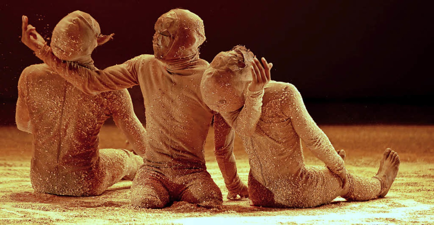 """Die Unmute Dance Company zeigt """"Ashed"""".   