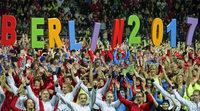 Ein Sportfest für die Massen