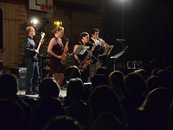 Musikalische Einstimmung auf das Pfingstfest des Kollegs 2017