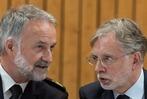 Fotos: Pressekonferenz in Endingen zur Festnahme im Mordfall Carolin G.
