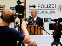 Video: Die Pressekonferenz der Polizei zur Festnahme im Mordfall Carolin G.