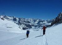 Freiburger und St. Märgener absolvieren bekannteste Alpen-Skitour