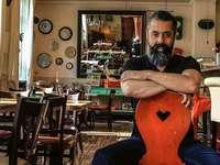 Inmar Alkadiri brachte die Pop-up-Gastronomie nach Offenburg