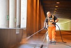 Fotos: Rheinfelden räumt im Tunnel auf