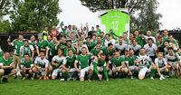 Der SV Grafenhausen bejubelt die Meisterschaft