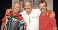 Begabte Musiker und Humoristen
