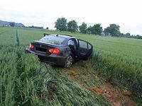 Betrunkener verursacht Verkehrsunfall