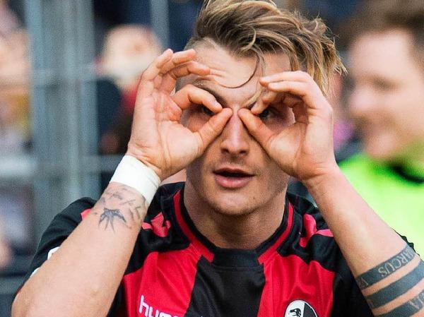 Maximilian Philipp ist seit Mai 2017 der Top-Deal der Vereinsgeschichte des SC Freiburg. Der gebürtige Berliner wechselte für eine Ablösesumme in Höhe von 20 Millionen Euro zu Borussia Dortmund - er kam ablösefrei von Energie Cottbus. In der Bundesliga traf Philipp 9 Mal für den SC.