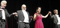Die Bad Krozinger Opernnacht im Kurhaus
