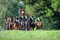 Zehn Mal zu Pferd um die Weingartener Basilika