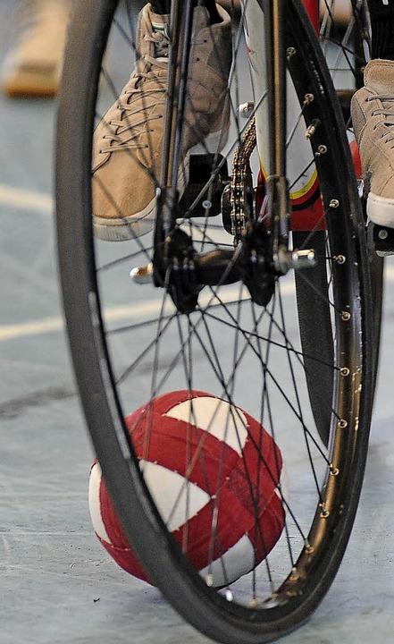 Zwei Radballteams des RVC Prechtal sind auf auf dem Sprung in die zweite Liga.   | Foto: Keller