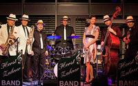 Die Horst-Zahner-Band spielt Jazz und Swing in Freiburg
