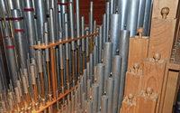 Historische Orgel erklingt an neuem Ort