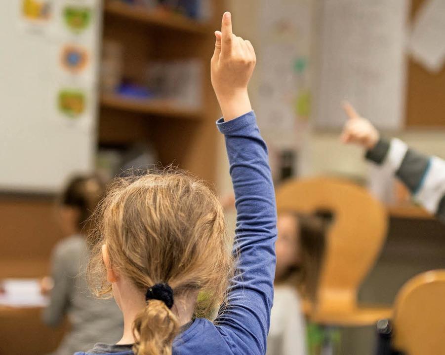 Studie erforscht: Was treibt Kinder in der Schule  an?   | Foto: dpa