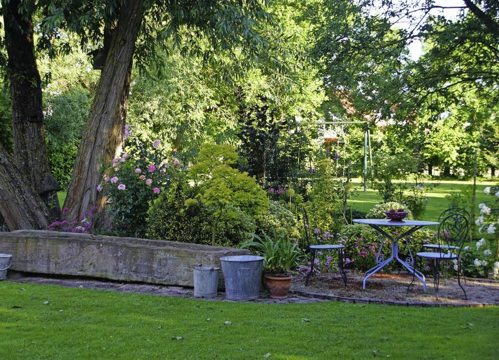 Bilder Schöne Gärten schöne gärten im elsass kreis emmendingen badische zeitung