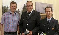Gemeinderat bestätigt Führungsteam der Feuerwehr Ewattingen