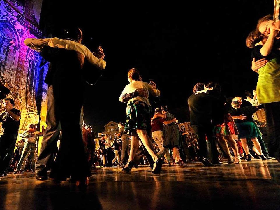 """Mulhouse feiert die 5. Auflage des Tan...vals """"Printemps du Tango"""".    Foto: Veranstalter"""