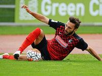 KSC leiht Fabian Schleusener vom SC Freiburg aus