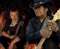 Zu Gast in Müllheim ist Guitar Shorty & Morblus