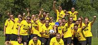 FV Haltingen kehrt in die Kreisliga A zurück
