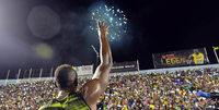 Usain Bolt nimmt Abschied
